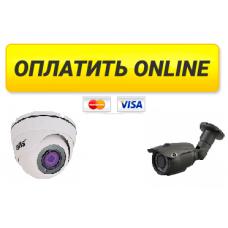Оплата за он-лайн доступ к камерам домофона и видеоархиву