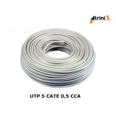 Кабель UTP 5 CATE 0,5 CCA (305 М)