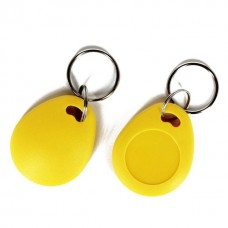 RFID KEYFOB MF-Yellow