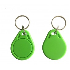 RFID KEYFOB MF-Green