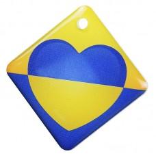 RFID KEYFOB EM RW Heart